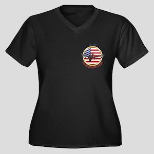 B-52 Stratofortress Plus Size T-Shirt