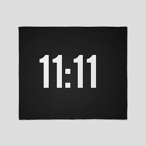 11:11 Throw Blanket