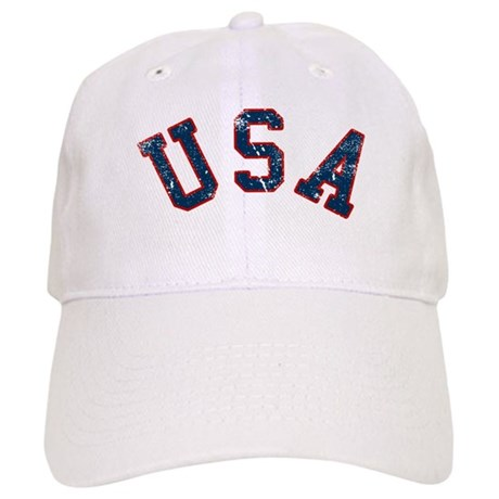 Vintage Team USA Cap