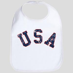 Vintage Team USA Bib