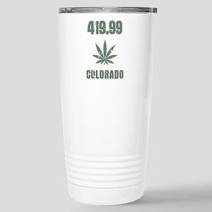 419.99 Colorado Stainless Steel Travel Mug