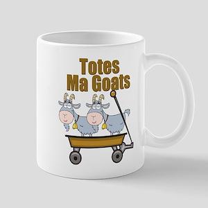 Totes Ma Goats Mug