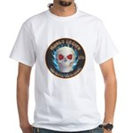 Legion of Evil Lawyers White T-Shirt