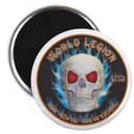 Legion of Evil Lawyers Magnet