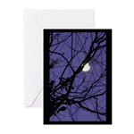 Air of Purple Greeting Cards (Pk of 20)