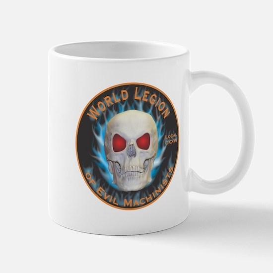 Legion of Evil Machinists Mug