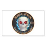 Legion of Evil Machinists Sticker (Rectangle 10 pk