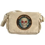 Legion of Evil Machinists Messenger Bag
