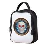 Legion of Evil Machinists Neoprene Lunch Bag