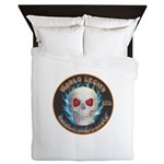 Legion of Evil Machinists Queen Duvet