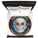 Legion of Evil Machinists King Duvet
