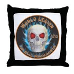 Legion of Evil Machinists Throw Pillow