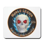 Legion of Evil Machinists Mousepad