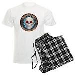 Legion of Evil Mechanics Men's Light Pajamas