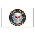Legion of Evil Mechanics Sticker (Rectangle 50 pk)