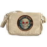 Legion of Evil Mechanics Messenger Bag