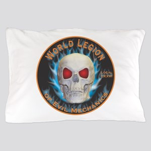 Legion of Evil Mechanics Pillow Case