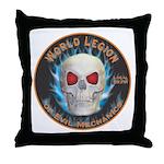 Legion of Evil Mechanics Throw Pillow