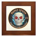Legion of Evil Mechanics Framed Tile
