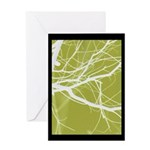 Reverse Branching Out Greeting Cards