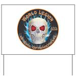 Legion of Evil Optometrists Yard Sign