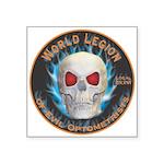 Legion of Evil Optometrists Square Sticker 3