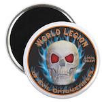 Legion of Evil Optometrists Magnet