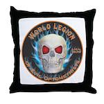 Legion of Evil Optometrists Throw Pillow