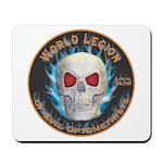 Legion of Evil Optometrists Mousepad