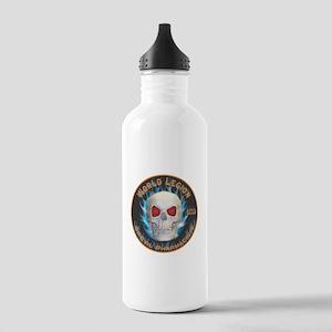 Legion of Evil Pharmacists Stainless Water Bottle