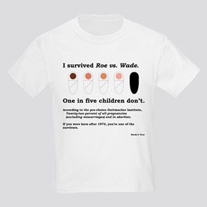 One in Five Children Dont T-Shirt