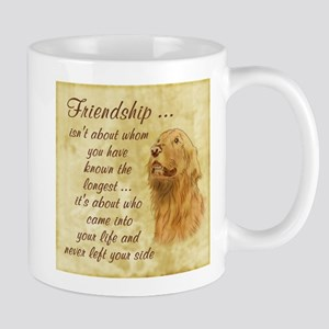 Friendship - Dog Mug