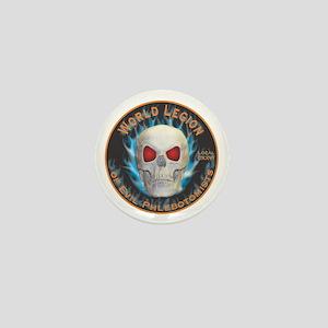 Legion of Evil Phlebotomists Mini Button
