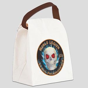 Legion of Evil Phlebotomists Canvas Lunch Bag