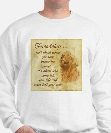 Friendship - Dog Sweater