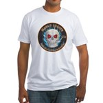 Legion of Evil Plumbers Fitted T-Shirt