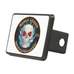 Legion of Evil Plumbers Rectangular Hitch Cover