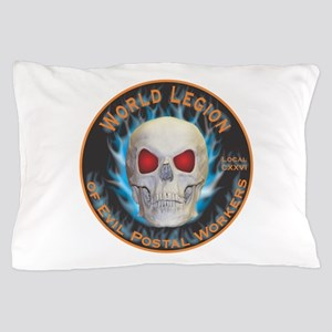 Legion of Evil Postal Workers Pillow Case