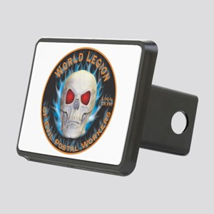 Legion of Evil Postal Workers Rectangular Hitch Co