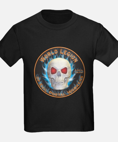 Legion of Evil Postal Workers T