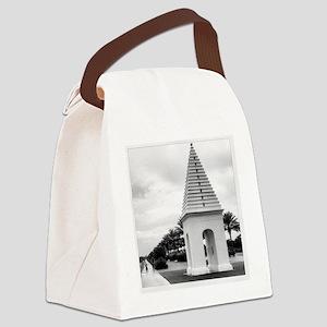Alys Beach Canvas Lunch Bag