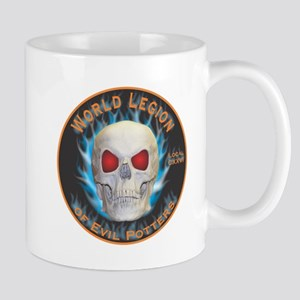 Legion of Evil Potters Mug