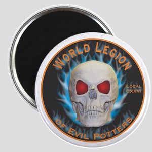 Legion of Evil Potters Magnet
