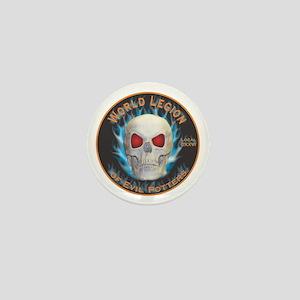 Legion of Evil Potters Mini Button