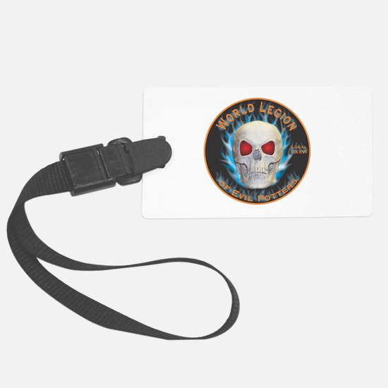 Legion of Evil Potters Luggage Tag