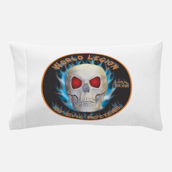 Legion of Evil Potters Pillow Case