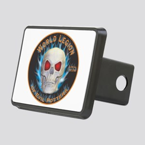 Legion of Evil Potters Rectangular Hitch Cover