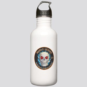 Legion of Evil Principals Stainless Water Bottle 1