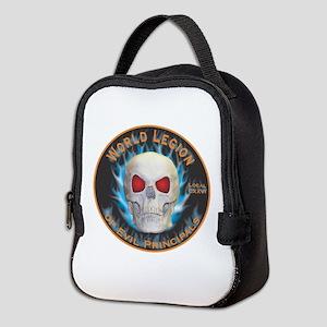 Legion of Evil Principals Neoprene Lunch Bag