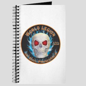 Legion of Evil Principals Journal